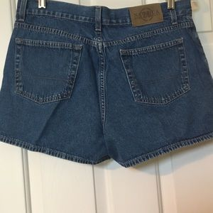 Nautica Jeans Company Short Denim Shorts